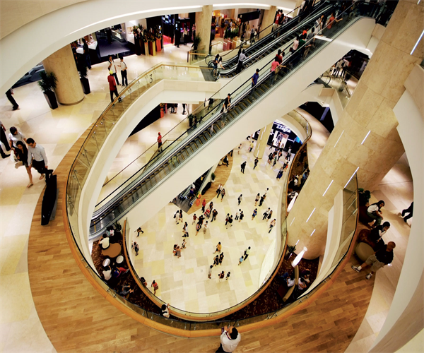8f4dd5de72 ION Orchard Mall wins Gold Prix d Excellence Award