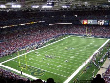 St. Louis Rams Stadium