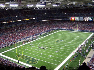 St. Louis Rams Stadium